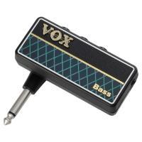 VOX AmPlug2 Bass ベース用ヘッドホンアンプギターに直接プラグ・インできるカジュアルさ...