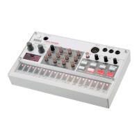 KORG volca sample デジタルサンプルシーケンサーサンプル・サウンドを自由自在にコント...