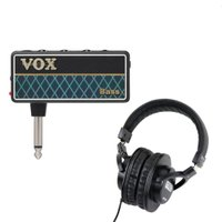場所を取らず手軽にエレキベースサウンドを楽しめる「VOX AmPlug2 Bass AP2-BS」に...