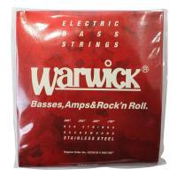 ワーウィック ステンレススチールのベース弦です。ミディアムゲージ 045、065、085、105