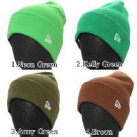 ニューエラ ニットキャップ カフニット ライトカラー New Era Knit Cap Cuff Knit Light Colors