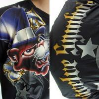 トゥエルブ シンボルズ S/S Tシャツ マジェスティック ブラック Twelve Symbols S/S TEE M378MAJX MAJESTIC Black