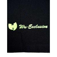 【SALE】WU-EXCLUSIVE WEX07SS01 S/S TEE BLACK ウーエクスクルーシブ WEX07SS01 S/S Tシャツ ブラック