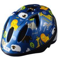 TETE テテ ヘルメット Splash Heart スプラッシュハート アニマル ブルー XSサイズ