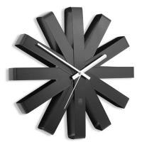 ◆品名:アンブラ umbra リボンウォールクロック ◆サイズ:直径約300 x D57 mm ◆材...