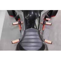 BRP Can-Am SPYDER F3 ダイキャスト フットペダル オレンジアルマイト 4個セット...