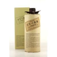 【送料無料!!】国産大麦を原料とし、伝統の仕込みで仕上げた原酒を樫樽で長期貯蔵熟成した、甘い香りと深...