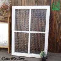 【商品コード:91500096】  ナチュラルなインテリアにぴったりの飾り窓です。 アンティークな雰...