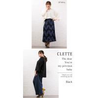 大きいサイズ レディース 袖タックスキッパーカットソー|clette-online|05