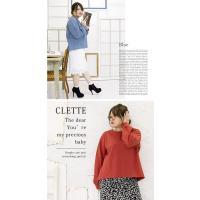 大きいサイズ レディース ゆるシルエットクルーネックカットソー clette-online 07