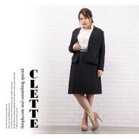 大きいサイズ レディース フリルデザインブラウス|clette-online|07