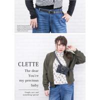 大きいサイズ レディース ウエストバックベルト|clette-online|05