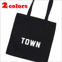 RHC Ron Herman (ロンハーマン) x Town & Country(タウンアンドカントリー) TOWN TOTE (トートバッグ) 277-002208-011x【新品】 (グッズ)