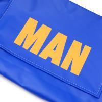 COMME des GARCONS JUNYA WATANABE MAN (コムデギャルソン) MAN MESSENGER BAG (メッセンジャーバッグ) BLUE 277-002475-014x【新品】(グッズ)