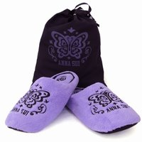 アナスイ ポーチ ANNA SUI スリッパ ルームシューズ 靴  サイズ(約)長さ25cm×マチ1...