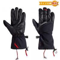 マムート Meron Thermo 2 In 1 Glove 手袋(black)