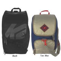 カラー:Black、Tan/Blue 容量:29L  ショルダーストラップ付ブーツ・ヘルメットバッグ
