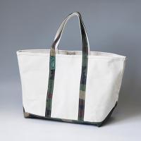 老舗アウトドアメーカーL.L.Beanからキャンバスコットントートバッグが入荷です。 お馴染みかもし...