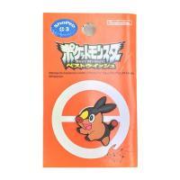 shoebadge【シューバッジ】(ポケモン) ポカブ  ポケモンXY Pokemon オメガルビー/アルファサファイア ORAS ベストウィッシュ ポケモンホワイト2