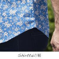アロハシャツ かりゆしウェア メンズ(男性用)「Flower Storm」全4色 半袖 沖縄結婚式にアロハシャツ 送料無料