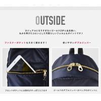 リュックサック ナイロン製 大きめサイズ レディース カバン リュック シンプル 可愛い バッグ 大きめ 鞄 A4サイズ 対応