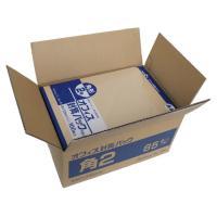 ●サイズ:角2●紙厚:85g/m2●郵便番号枠なし●古紙配合率40%●注文単位:1箱(500枚)●グ...