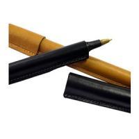 ボールペン 革ホルダー スリップオン Rio B-Penホルダー 3個セット キャメル IOL-1201CML
