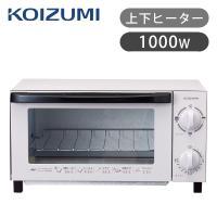 KOIZUMI(コイズミ) オーブントースター KOS1019W||