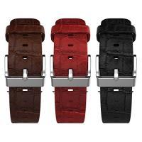 上質な本革を使用。 シンフルなバックルは、ステンレスメタルで作られています。 装着は簡単でらくらく。...