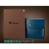 MacBook Air 11.6インチ用大人気のJISONCASEレザーポーチカバーです。  Mac...