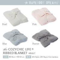【メッセージカード付】 ベアフット ドリームス CozyChic Lite Blanket ベビーブ...