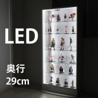 コレクションケース LED フィギュア 棚 コレクションラック  (関連ジャンル)フィギュア棚 コレ...