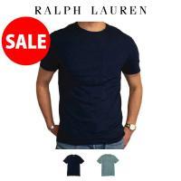 ■アイテム説明 【Polo Ralph Lauren】インディゴ染 ヘザージャージー 半袖 Tシャツ...