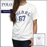 ■アイテム説明 【Polo Ralph Lauren BOYS】 POLO RL グラフィック プリ...