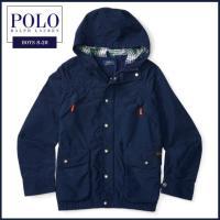 ■アイテム説明 【Polo Ralph Lauren BOYS】 インナー チェック フード フルジ...