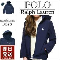 ■アイテム説明 【Polo Ralph Lauren BOYS】 ポニー コンパクト チェック フー...