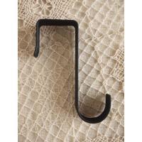 リースハンガー ドア用 リースハンガー 帽子掛け 壁 フック アイアン S