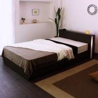 (関連ワード):ベッド ダブル ベッド ダブル ベッド ベット ダブルベッド 収納付き ベッド フレ...