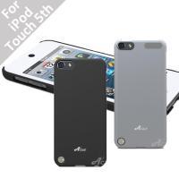 ◆ 新型 iPod touch 5th 第五世代 専用の、slim shell ハード カバー 登場...