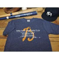 EBBETS FIELD T-SHIRTS [Buffalo federal League 1915] / エベッツフィールド Tシャツ Buffalo federal League 1915 [アメリカ製]