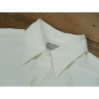 BUZZ RICKSON'S CHAMBRAY WORK SHIRT [OFF WHITE][BR25996] / バズリクソンズ シャンブレーワークシャツ