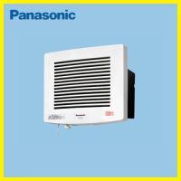 Panasonic 換気扇 ●強制排気、自然給気の同時給排式 お願い ●自然給気の同時給排式の場合、...