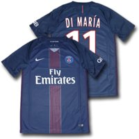 「#11・DI MARIA」オフィシャルマーキング付。 番号下部にはリーグアンロゴが入ります。  【...