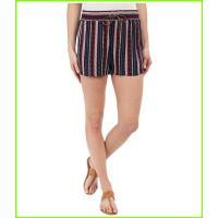 Splendid Beachcomber Stripe Shorts Splendid Shorts WOMEN レディース Fiery Red/Navy