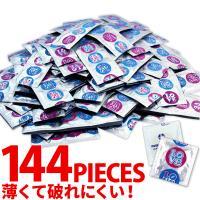【送料無料SALE】【安心の二重梱包】 コンドーム[144個入り] LOVE&SKIN(ラブアンドスキン) 福袋 避妊具 condom 業務用 高品質 ジャパン開発