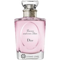 フォーエヴァー アンド エヴァー オードゥトワレ  ピンクのボトルに秘めた、永遠の愛を約束する香り ...