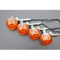 CB ウインカー 汎用 オレンジ 新品 4個 cb400f cb750four ホーク CM400T