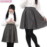 1252B▼【送料無料・即納】Dona Pierce レディス ツイード スカート サイズ:M/L