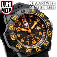 ルミノックス ネイビーシールズ LUMINOX Navy SEALs COLOR MARK 3059...