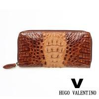 HUGO VALENTINO ヒューゴヴァレンティノ 財布 レディース ブラウン